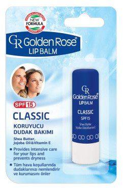 Golden Rose Pomadka ochronna - Lip Balm Classic SPF15 Pomadka ochronna - Lip Balm Classic SPF15