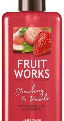 Grace Cole Fruit Works Hand Wash Truskawka & Pomelo 500ml 81222-uniw