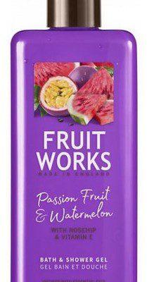 Grace Cole Fruit Works żel pod prysznic Marakuja & Arbuz 500ml