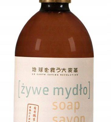GreenLand Em Żywe mydło brązowa butelka 0,5L