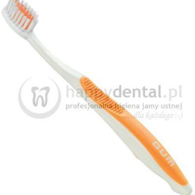 GUM Butler Sunstar Ortho (124) - wyjątkowa szczoteczka ortodontyczna