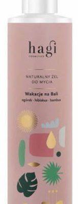 Hagi Cosmetics Hagi naturalny żel do mycia wakacje na Bali 300 ml