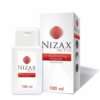 HASCO-LEK Nizax activ szampon 100 ml | DARMOWA DOSTAWA OD 199 PLN!