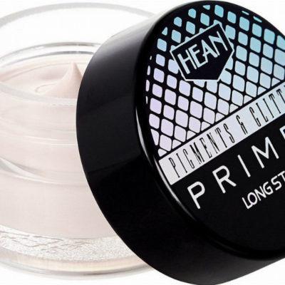 HEAN LONG STAY PRIMER - PIGMENTS & GLITTERS - Baza pod pigmenty, brokaty i sypkie cienie do powiek - 7 g
