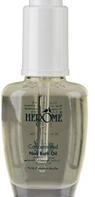 Herôme Cosmetics herôme Cosmetics Concentrated Nail Bath Oil, 1er Pack (1 X 103 G) E22380