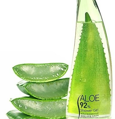Holika Aloe 92% Shower Gel Żel pod prysznic 250ml