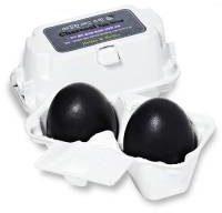 Holika Holika Charcoal Egg Soap mydełko do twarzy 2x50g