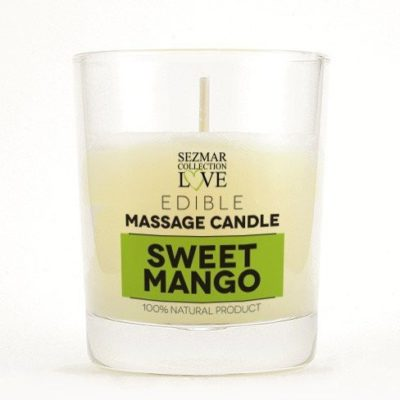 Hristina Hristina Naturalna świeca do masażu mango 100 ml