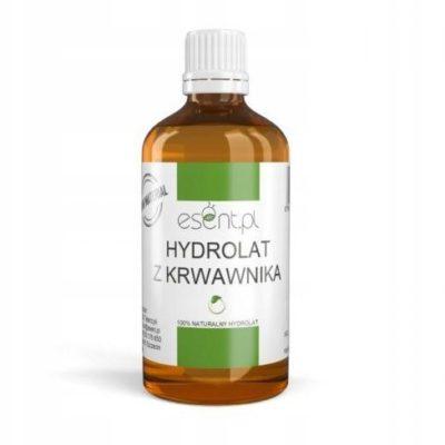 Hydrolat z Krwawnika 100ml Cera Naczynkowa Trądzik