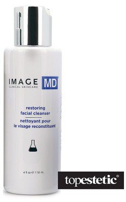 Image Skincare Image Skincare Restoring Facial Cleanser Preparat oczyszczający i delikatnie złuszczający 118 ml