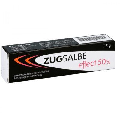 INFECTOPHARM Arzn.u.Consilium Zugsalbe effect 50% Salbe 15 g