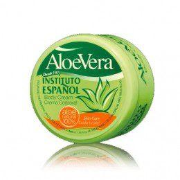 Instituto Espanol Aloe Vera krem do ciała i rąk 400 ml