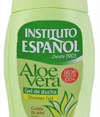 Instituto Espanol Aloe Vera, żel pod prysznic, 100 ml