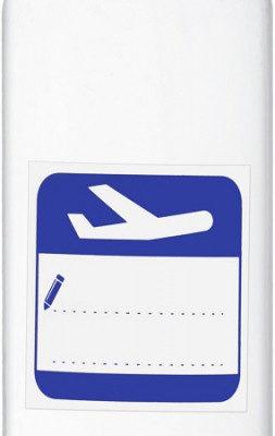 INTER-VION Podróżna buteleczka do samolotu - 100ml INTVBS10