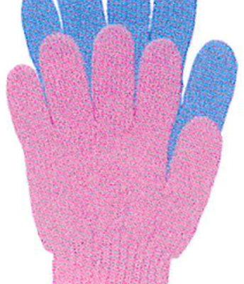 Inter-vion Rękawica Elastyczna Do Mycia i Masażu Ciała