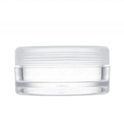 INTER-VION Uniwersalny słoiczek na drobiazgi bądź kosmetyki do samolotu - 10g INTKS10