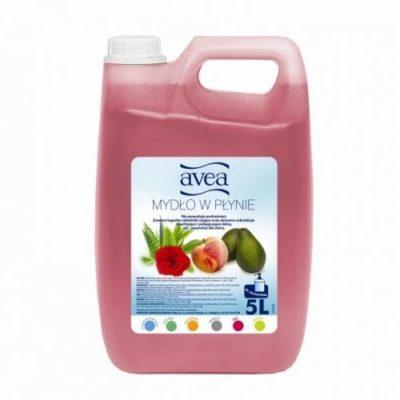 Intersilesia Mcbride McBride mydło w płynie o zapachu różanym 5L