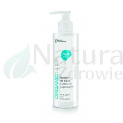 Invex Remedies Balsam do ciała z krzemem organicznym SILOR+B Invex Remedies 200 ml