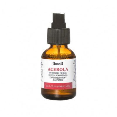 Iossi Cytrusowa esencja z acerolą 50 ml I009