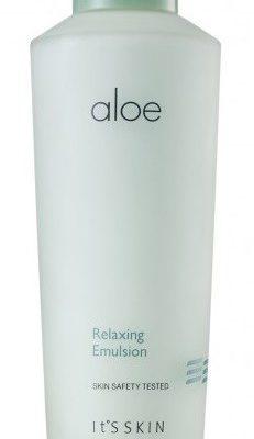 ITS SKIN Aloe Relaxing Emulsion Relaksująco-łagodząca emulsja do twarzy 150ml 39650-uniw