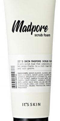 It's Skin It's Skin Madpore Scrub Foam Pianka Peelingująca Do Twarzy 120ml