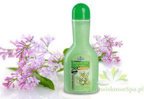 Iwoniczanka Kremowy płyn do kąpieli zielona herbata 1000ml