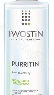 Iwostin NEPENTES purritin płyn micelarny 215 ml