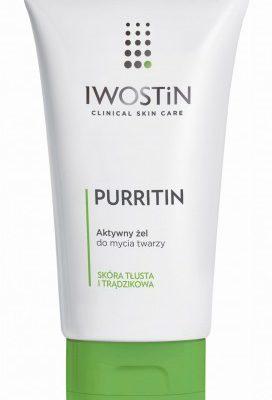 Iwostin Purritin Aktywny żel do mycia twarzy 150ml