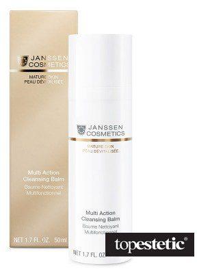 Janssen Cosmetics Janssen Cosmetics Multi Action Cleansing Balm Multiaktywny balsam oczyszczający 50 ml