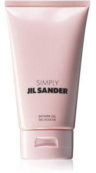 Jil Sander Simply Poudrée Intense żel pod prysznic dla kobiet 150ml