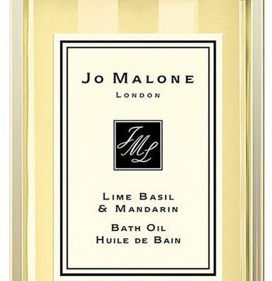 Jo Malone London Jo Malone London Olejki do kąpieli Lime Basil & Mandarin Bath Oil Olejek do kąpieli