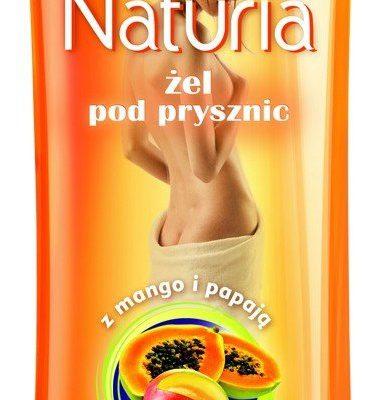 Joanna Naturia: żel pod prysznic z mango i papają 300ml