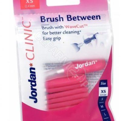 Jordan CEDERROTH Szczoteczka clinic brush between XS x 1 szt