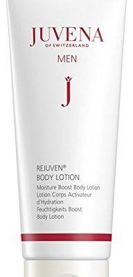 Juvena juvena rejuven Men Moisture ożywia Boost Body Lotion 200ML daje intensywne nawilżenie & skóry