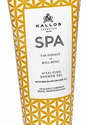 Kallos Cosmetics Cosmetics SPA Vitalizing żel pod prysznic 200 ml dla kobiet