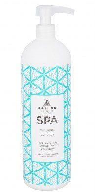 Kallos Cosmetics Cosmetics SPA żel pod prysznic 1000 ml dla kobiet