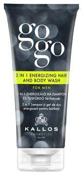 Kallos GOGO szampon pod prysznic i żel do ciaa 2w1 dla mężczyzn 200ml
