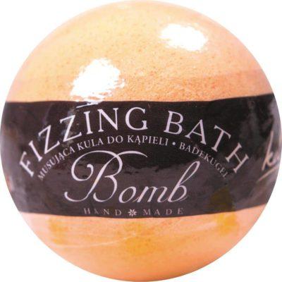 Kanu Nature Fizzing Bath Bomb kula musująca do kąpieli Mango 160g