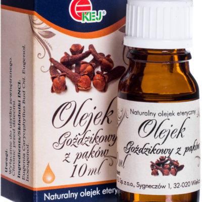 Kej PPHU S.C WIELICZKA Olejek Goździkowy do masażu kąpieli i aromatyzacji powietrza 10 ml 7026554