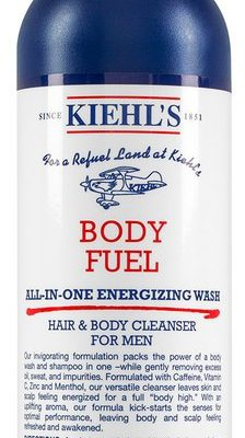Kiehls Body Fuel Wash Żel do mycia ciała i włosów 250ml