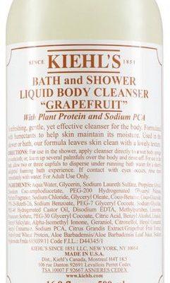 Kiehls Grapefruit Bath and Shower Liquid Body Cleanser Żel do ciała 500ml