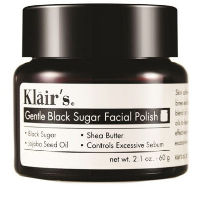 Klairs Klairs Gentle Black Sugar Facial Polish Cukrowy Peeling do Twarzy 60g KLAIRS-5234