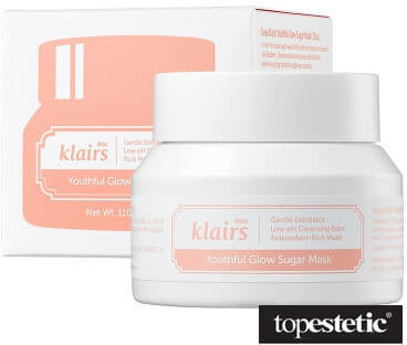 Klairs Klairs Youthful Glow Sugar Mask Peeling do Twarzy 100g KLAIRS-0321