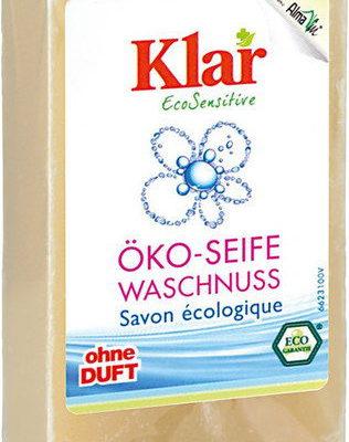KLAR (środki czystości) mydło Mydło w kostce (orzechy) eco 100g -