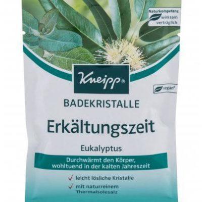 Kneipp Mineral Bath Salt Eucalyptus Cold Season 60 g Sól do kąpieli