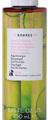 Korres Cucumber Bamboo - Żel pod prysznic