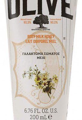 Korres Honey Body Milk 200 ml