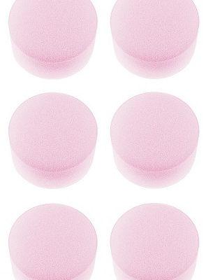 Kryolan Zestaw 10 Gąbek Kosmetycznych Do Makijażu