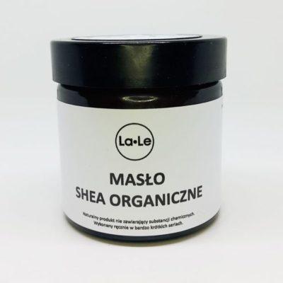 La-Le La-Le - Masło shea - organiczne, nierafinowane - 60ml