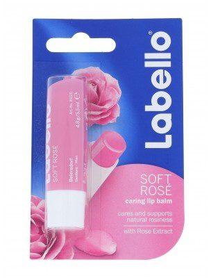 Labello Soft Rose balsam do ust 5,5 ml dla kobiet